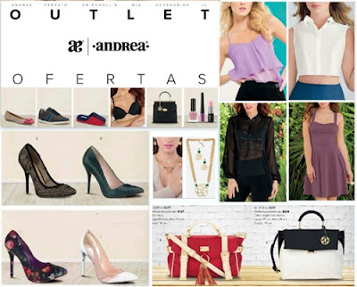 outlet andrea julio agosto 2016
