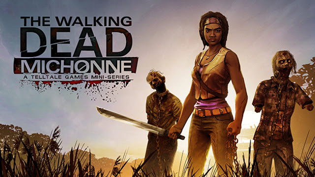 The Walking Dead Michonne v1.11 Mod