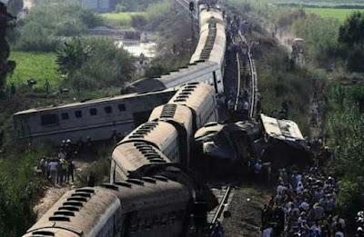 عاااااجل : رئيس السكة الحديد يكشف عن السبب الحقيقي لتصادم القطارين الذي انتهي ب 42 قتيلا