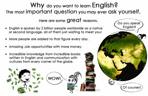 Why you need to learn english essay