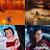 Egymás mellett a régi és az új A szépség és a szörnyeteg jelenetek - Videó