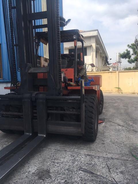sửa chữa xe nâng tại huyện nhà bè tphcm