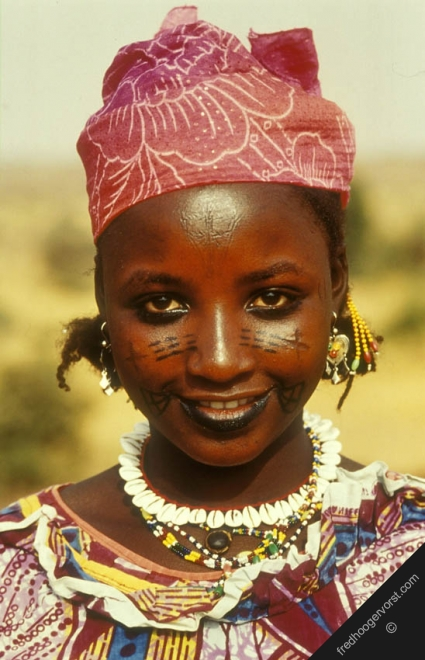 Folk Dresses Of West Africa Traditional Dresses Of West