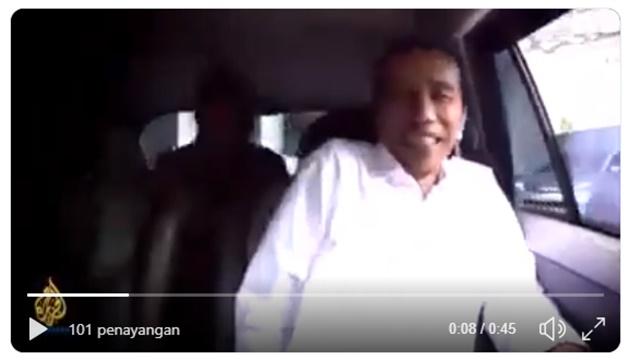 Jadi Perbincangan, Jokowi saat Bersama Jurnalis Asing, Lihat Gesturnya terhadap Wartawan Lokal