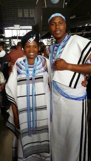 Наши прекрасные брат и сестра из Южной Африки