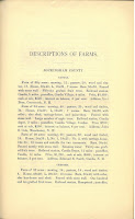 First page of the farm descriptions in the government pamphlet