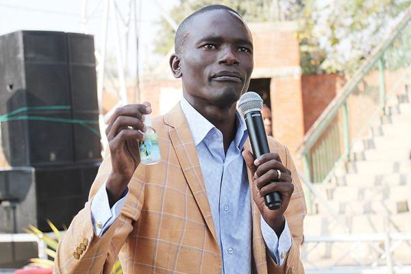 Zimbabwean prophet claims he has God's direct phone number