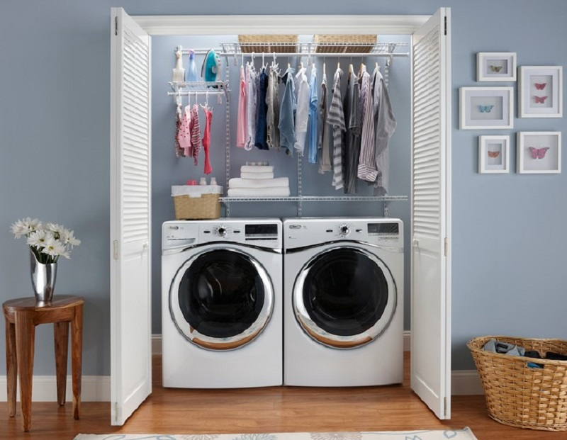 Laundry Arrangement