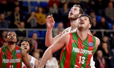 FIBA Basketball Champions League | Juventus Utena - Pınar Karşıyaka