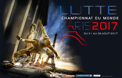 LUCHA - Mundial 2017 (París, Francia)