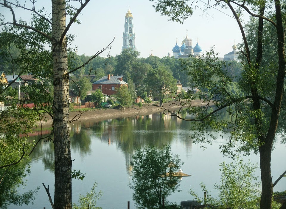 Сергиев Посад, Келарский пруд