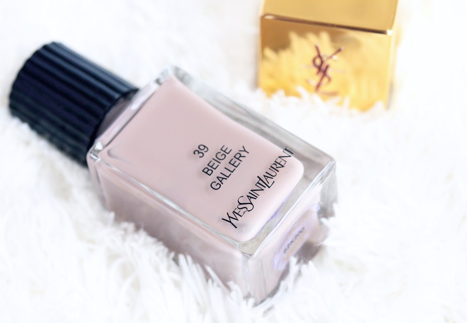 YSL La Laque Couture Nail Polish in Beige Gallery