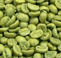 foto boabe cafea verde