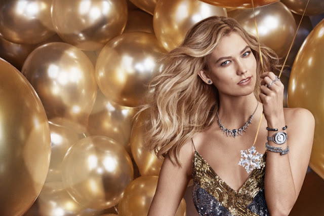 Karlie Kloss is announced Swarovski ambassador