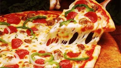 Resep dan Cara Membuat Pizza Keju Mozarella