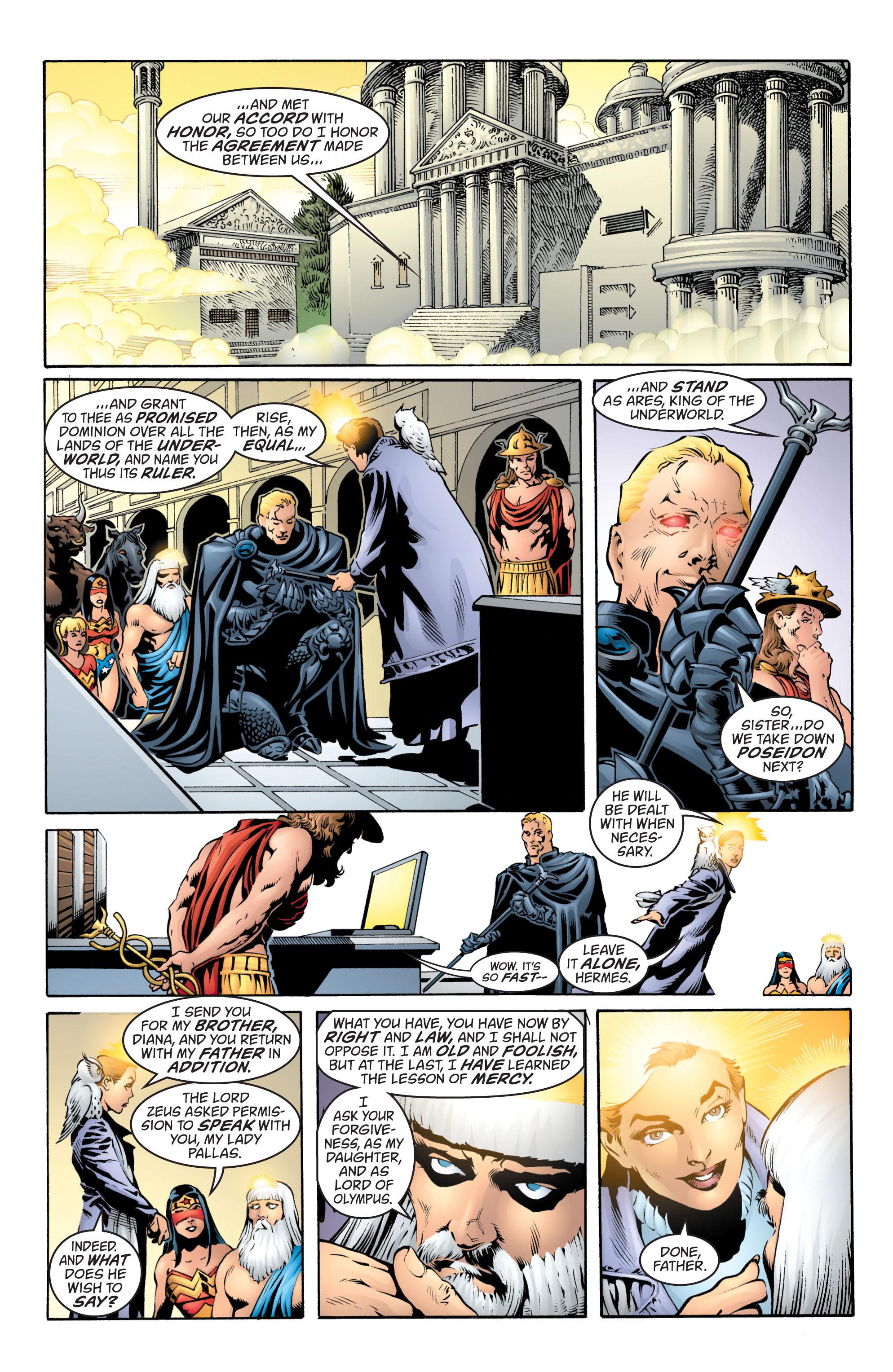 Read online Wonder Woman (1987) comic -  Issue #217 - 16