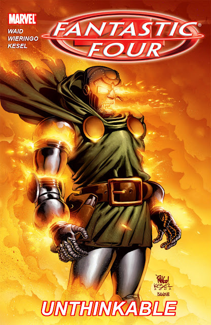 fantastic four unthinkable marvel doctor doom