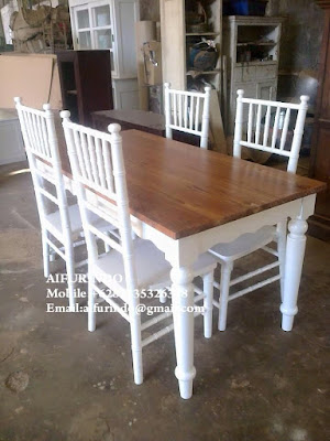 sell Classic Caribbean Furniture,classic mahogany dining table code A321