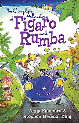 The Complete Adventures of Figaro and Rumba Book Cover January 2017 Book Club