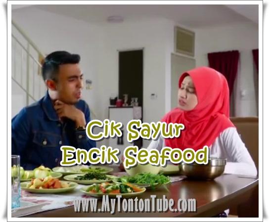 Telefilem Cik Sayur Encik Seafood (2016) Skrin Di 9 - Full Telemovie