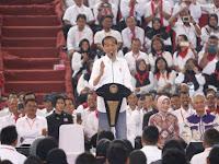 Presiden Jokowi Berjanji Angkat PHL Jadi PNS Secepatnya