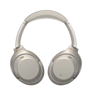 Sony wireless WH-1000XM3 headphones