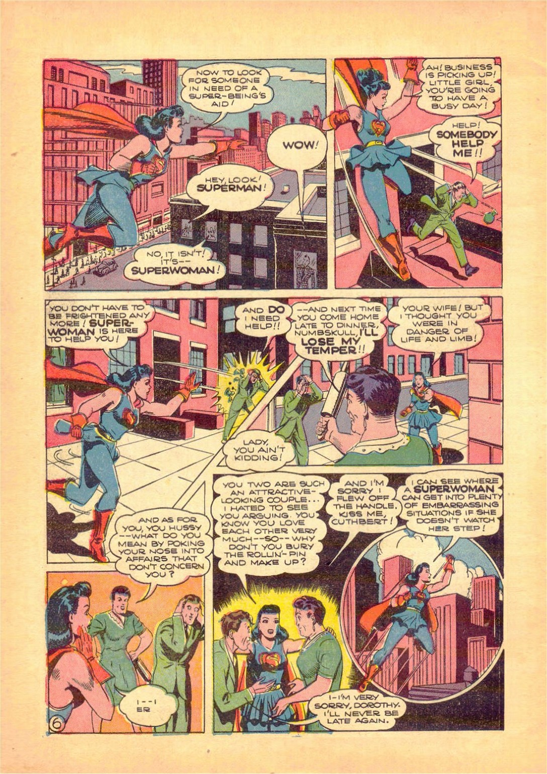 Action Comics (1938) 60 Page 6