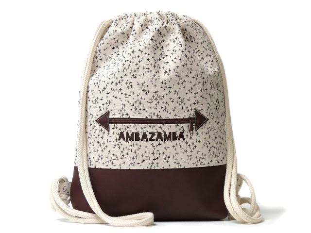 Rucksack genäht von ambazamba