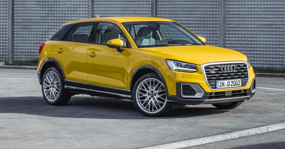 audi q2 gains 190ps quattro range topping version in the uk. Black Bedroom Furniture Sets. Home Design Ideas