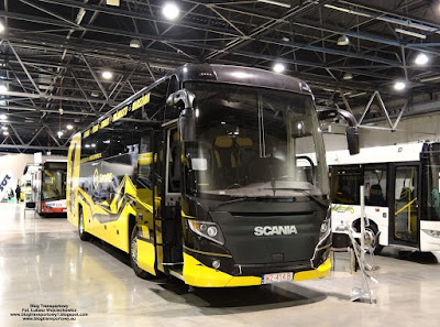 Scania Touring HD, SilesiaKOMUNIKACJA 2017