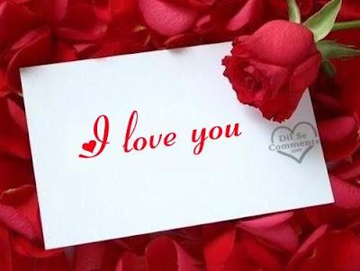 I Love You Image Whatsapp