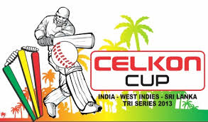 Celkon Mobile Cup Tri-Series Cricket Match Schedules, Date, Time, Fixtures and Venue Announced