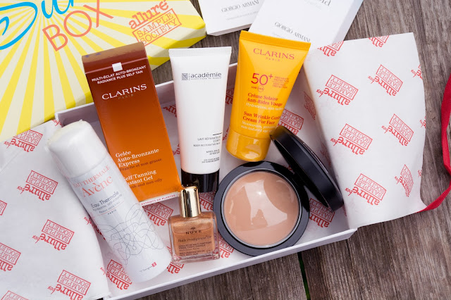 AllureBox Sun Box состав