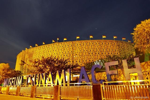 museum tsunami rancangan Ridwan Kamil yang megah