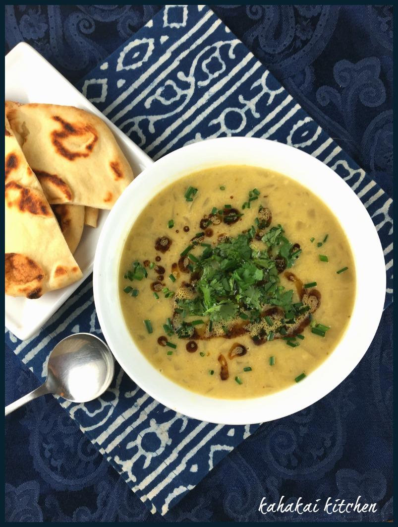 Kahakai Kitchen: Heidi Swanson's Green Lentil Soup with ...