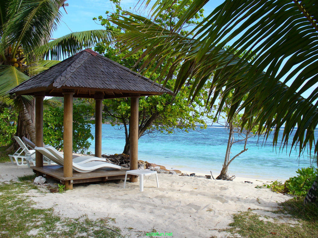 Seychelles Beautiful Island With Top Beaches