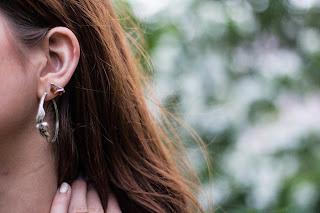 Boucle d'oreilles Talie Walj