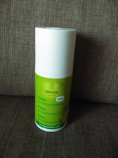 Desodorante Weleda Citrus Roll-on