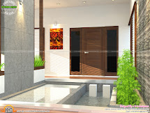 House with Interior Courtyard Design