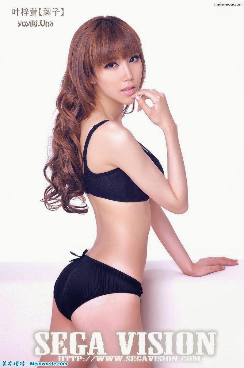 Ye Zi Xuan game seductive lingerie goddess shine - Bikini
