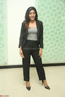 Actress Eesha Looks gorgeous in Blazer and T Shirt at Ami Tumi success meet ~  Exclusive 091.JPG