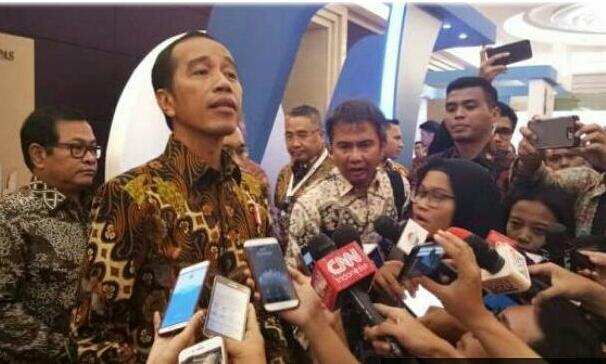 Jokowi Minta Pengusaha Tak Nyambi Politik di Tahun Depan