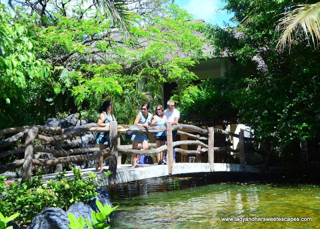Bluewater Maribago marine wildlife lagoon