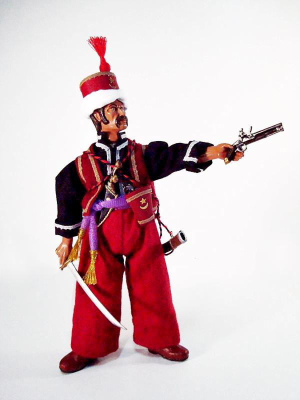 Madelman Mameluco Napoléonico Custom