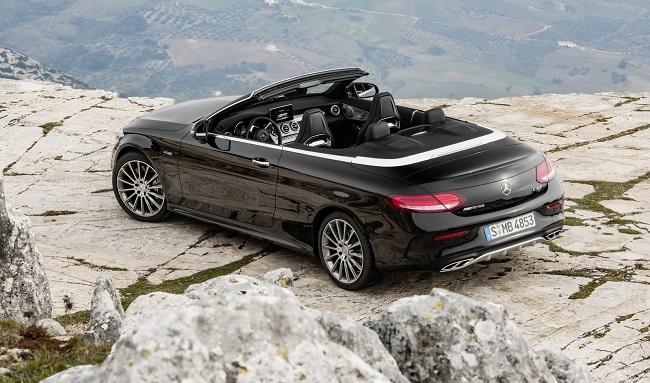 Mercedes-Benz C-Class Cabriolet 2017