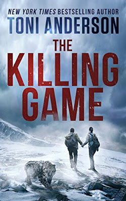 Book Review: The Killing Game, by Toni Anderson, 4 stars
