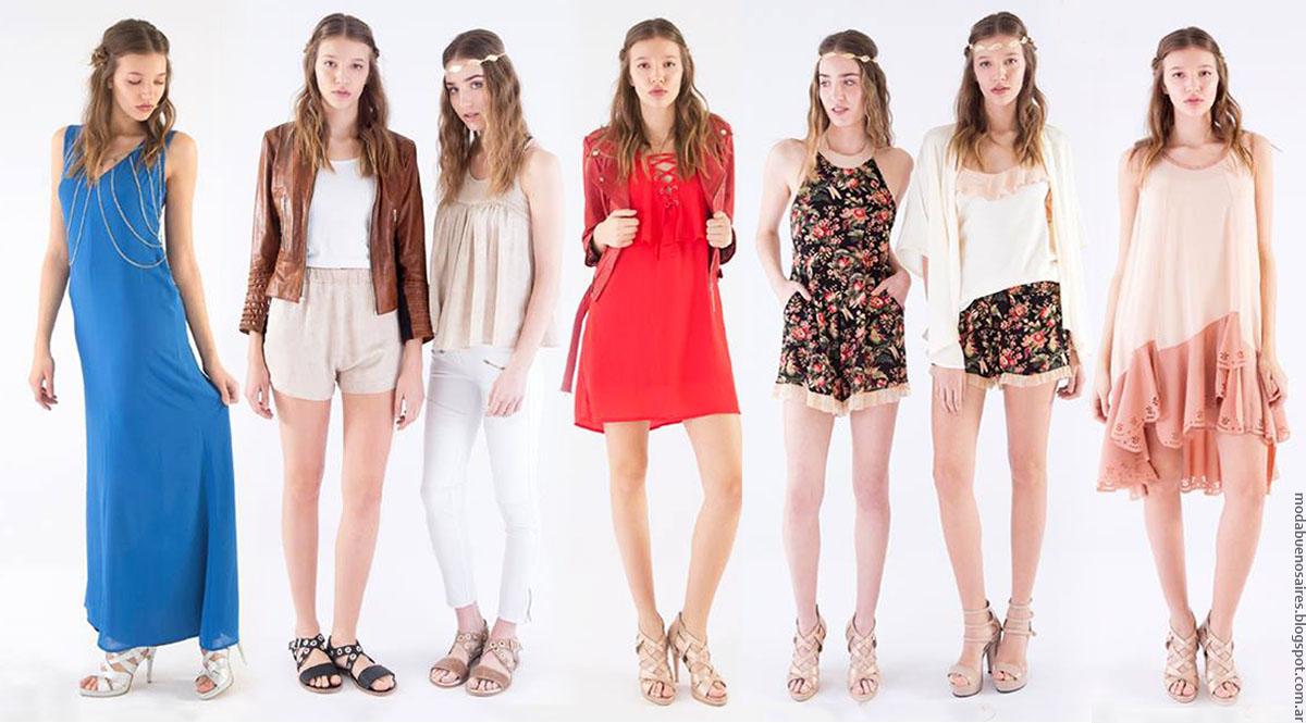 Moda primavera verano 2019 moda y tendencias en buenos aires moda casual 2017 la primavera - Colores moda primavera verano 2017 ...