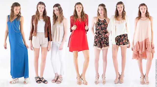 Moda 2017 | Moda primavera verano 2017 mujer, vestidos, monos, blusas by La Cofradía