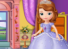 Sofia castle makeover