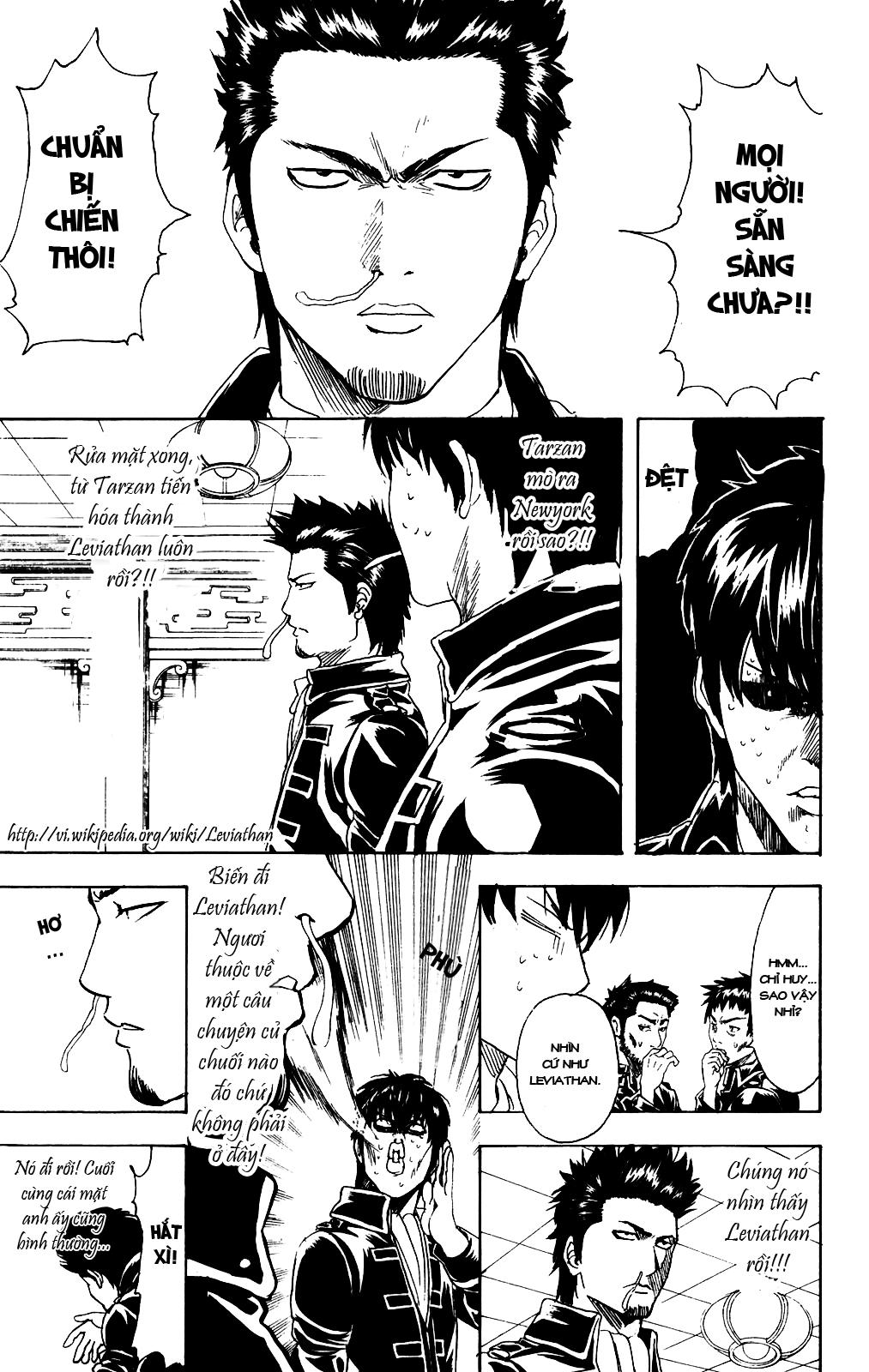 Gintama Chap 281 page 8 - Truyentranhaz.net